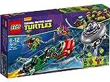 LEGO Teenage Mutant Ninja Turtles 79120 - T-Rawket: Attacke aus der Luft