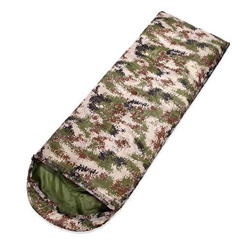 Qys Schlafsack für Kinder Mädchen Jungen Teenager und Erwachsene mit Aufbewahrungstasche Ideal für Camping Backpacking und Wandern