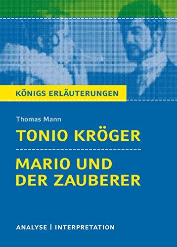 tonio-kroger-mario-und-der-zauberer-german-edition