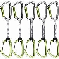 Climbing Technology Lime-M exprés juego para ascender, gris/verde, 17 cm