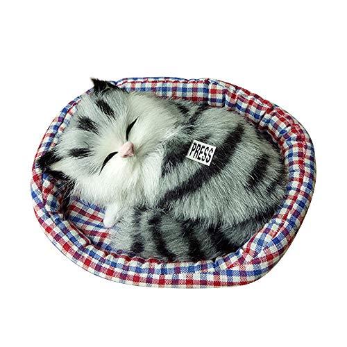 Happy Event Baby Cute Katze Plüsch | Weiches Puppe Simulation Spielzeug (E)