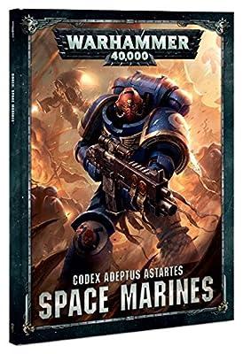 #-codex: Space Marines (hb) (deutsch) von games workshop auf TapetenShop