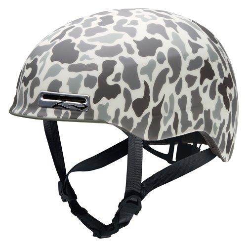Smith Helmets Fahrradhelm Maze beige camouflage leicht X-Static Gurt