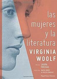 Las mujeres y la literatura par Virginia Woolf