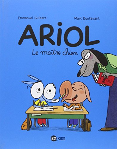 Maître chien (Le) ,Ariol, tome 7  | Guibert, Emmanuel (1964-....). Auteur