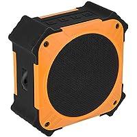 Zerone Solar Altavoz Bluetooth, inalámbrico Prueba Ultra Largo Tiempo Altavoz portátil Bluetooth, Radio FM, Exterior Espera Mic Incorporado para el hogar, Fiesta, Piscina y Playa