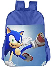 Mochila escolar de Sonic (el erizo)
