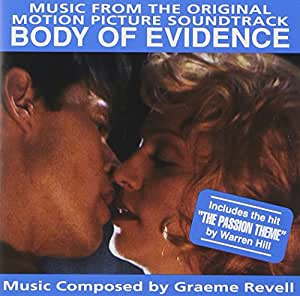 Body of Evidence: Music From the Original Motion Picture Soundtrack