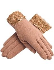 Mesdames Vintage Gant Chaud/ Gants Haute Hiver Qualité/ Femmes Gant
