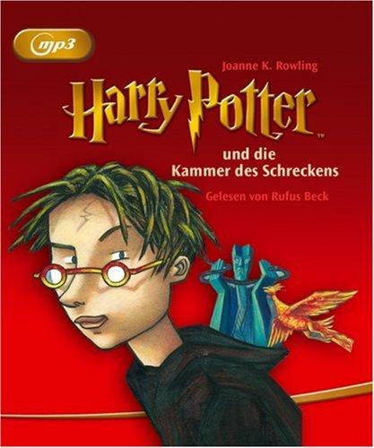 Harry Potter 2 und die Kammer des Schreckens (MP3)