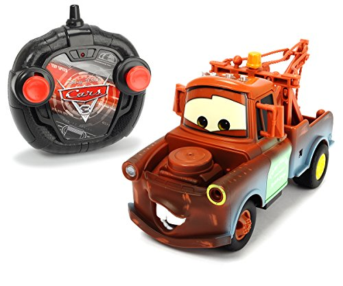 Disney Cars 203084008 - Mater de Juguete para Coches 3 Turbo