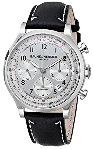 baume-mercier-capeland-automatic-chronograph-steel-mens-luxury-strap-watch-10005