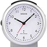 Eurochron EFW 1750 Funk Wecker Grau Alarmzeiten 1
