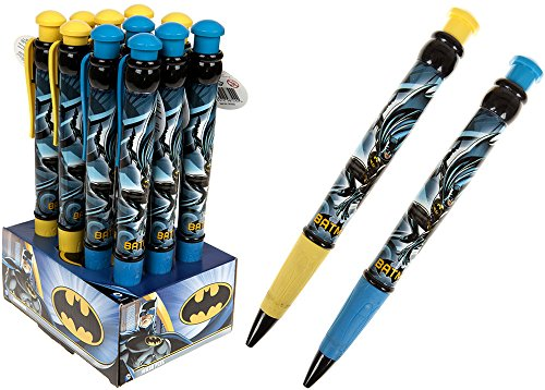 Batman - Display avec 12 stylos maxi 301023