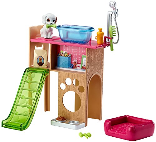 Mattel Barbie DVX50 - Pet Station & Welpen Spielset
