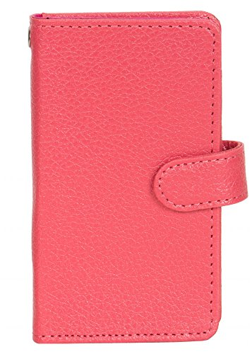 Karbonn S9 Titanium - Handmade Flip Wallet Leather Pouch Cover Comfortable & Stylish (Be Unique Buy Unique) Buy it Now By Senzoni  available at amazon for Rs.279