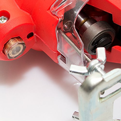 800 Watt Stichsäge Laser Pendulhub Hubzahlregler T-Schaft - 6