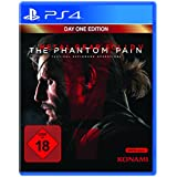Metal Gear Solid V: The Phantom Pain - Day One Edition – [PlayStation 4]