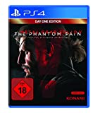 Metal Gear Solid V : The Phantom Pain -  édition day one [import allemand]