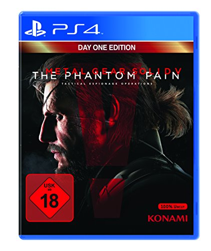 Metal Gear Solid V: The Phantom Pain - Day One Edition - [PlayStation 4] - Toy Story-ziel