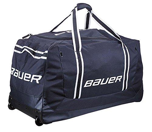 Bauer 650 Wheelbag ( Large ), Größe:L;Farbe:Navy