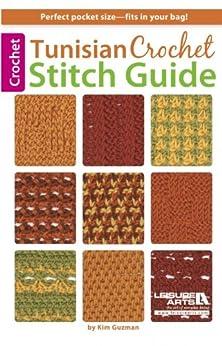 Tunisian Crochet Stitch Guide (English Edition) di [Guzman, Kim]