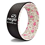 Meglio Yoga Wheel – Yoga Rad 33cm – ideal für