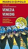 MARCO POLO Cityplan Venedig 1:5 500 (MARCO POLO Citypläne) - Collectif