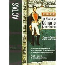 XIX Coloquio De Historia Canario-Americana (+Cd)
