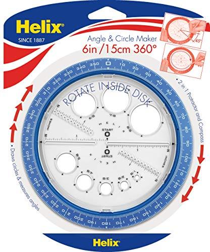 Helix Winkel und Kreis Maker (36002) Kreise
