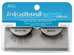 Ardell Invisiband Lashes 1 Pair Pack Of 3