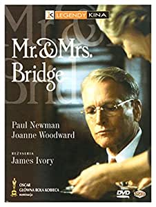 Mr & Mrs Bridge (1990) (Region 2) (DVD) (PAL) (UK Format) (European Release)