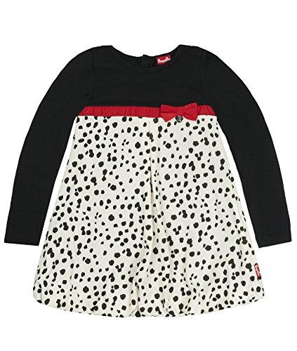 Pampolina Baby - Mädchen Kleid 1/1 Arm, Gr. 104, Mehrfarbig (allover multicolored 0003) (Baby-mädchen Pampolina)