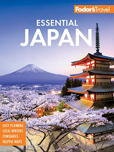 Fodor's Essential Japan (Fodor's Travel Guide)
