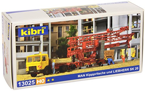 kibri-13025-set-di-furgoncino-pick-up-man-e-gru-a-montaggio-rapido-sk-20-scala-h0