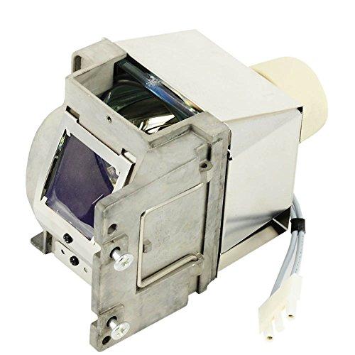Molgoc 5J.J6L05.001 Projektor-Ersatzlampe mit Gehäuse, kompatibel mit BenQ EP6127A/ES616F/EX6270/MS276F/MS507H/MS517/MS517F/MX2770/MW519/MX518/MX518F/TW519