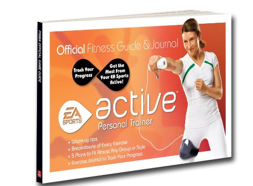 ea sports active official game guide