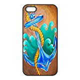 ZK-SXH - Tribal Nautica Brand New Durable Cover Case Cover for iPhone 5,5G,5S, Tribal Nautica Cheap Cell Phone Case