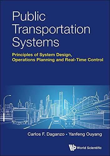 Public Transportation Systems:Principles of System Design, Operations Planning and Real-Time Control (Civil Engineering) (English Edition) - Engineering Management Civil