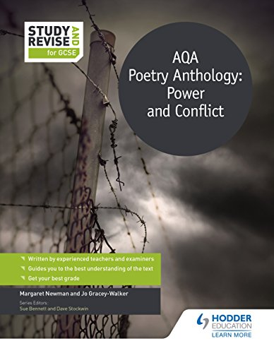 Study and Revise for GCSE: AQA Poetry Anthology: Power and Conflict (Study & Revise for Gcse)