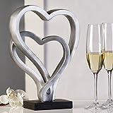 Tolle Skulptur Hearts Herz Love