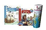 Ravensburger Niños Divulgación 4-7 Años Todo acerca de Piratas + Activo-folleto con niños Mapa del mundo by Collectix