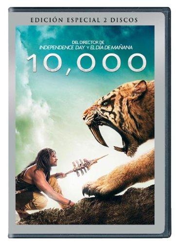 10000 (Ed.Esp.) (Import Dvd) (2008) Camilla Belle; Omar Sharif; Tim Barlow; St