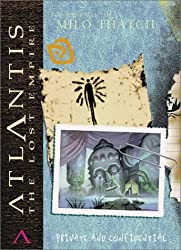 The Journal of Milo Thatch (Atlantis: The Lost Empire) by Jeff Kurtti (2001-06-01)