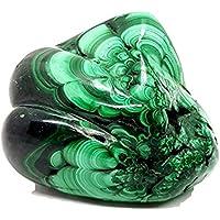 Eclectic Shop Uk Echtes Malachit Nugget-Kristall, 405 g (0,405 kg) preisvergleich bei billige-tabletten.eu