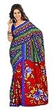 atisundar bewitching Printed Saree in Cr...