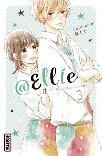 @Ellie - tome 3 par Momo Fuji