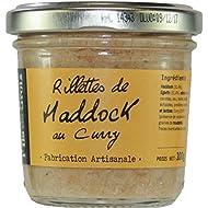 Terroirs Market - Epicerie Fine - Rillettes de Haddock au Curry - 100 G
