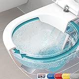 Collection o.novo & villeroy boch wC sans réservoir, chasse d'eau directe sans abattant de wC avec ceramicplus *