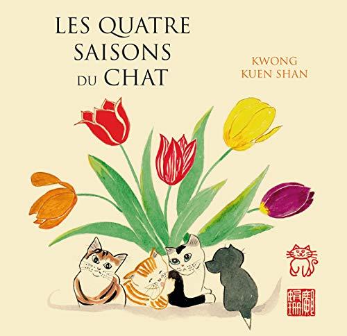 Les quatre saisons du chat par Kuen Shan Kwong